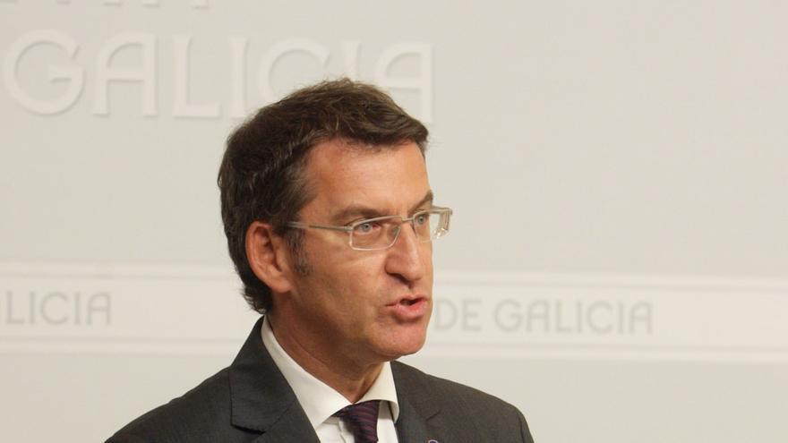 """Feijóo defiende igualar """"determinadas políticas fiscales"""" para evitar """"una subasta de menor presión"""" entre comunidades"""