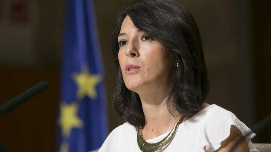 Esther Gutiérrez Morán, consejera de Educación y Empleo / GobEx