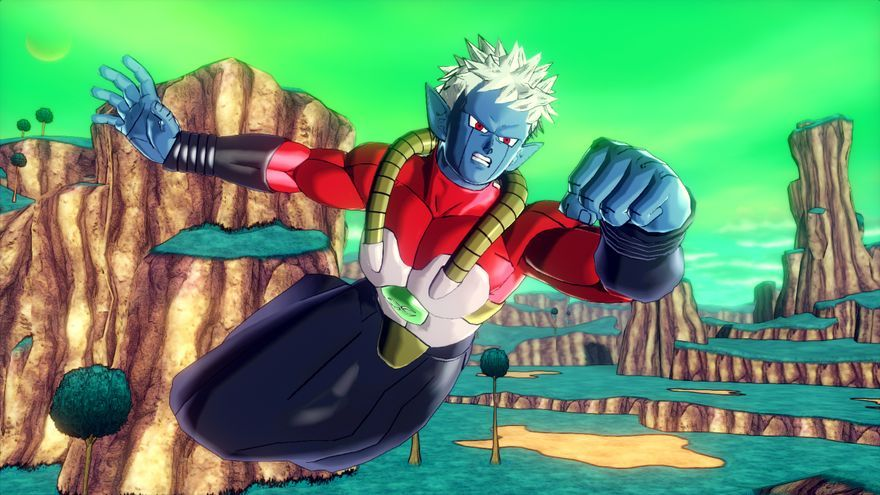 Dragon Ball Xenoverse Mira