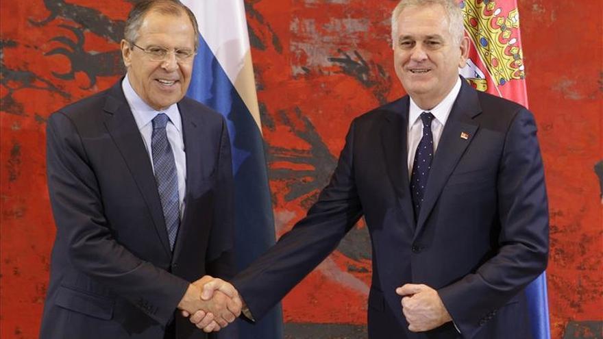Rusia cree que hay perspectiva de resolver pacíficamente la crisis de Ucrania