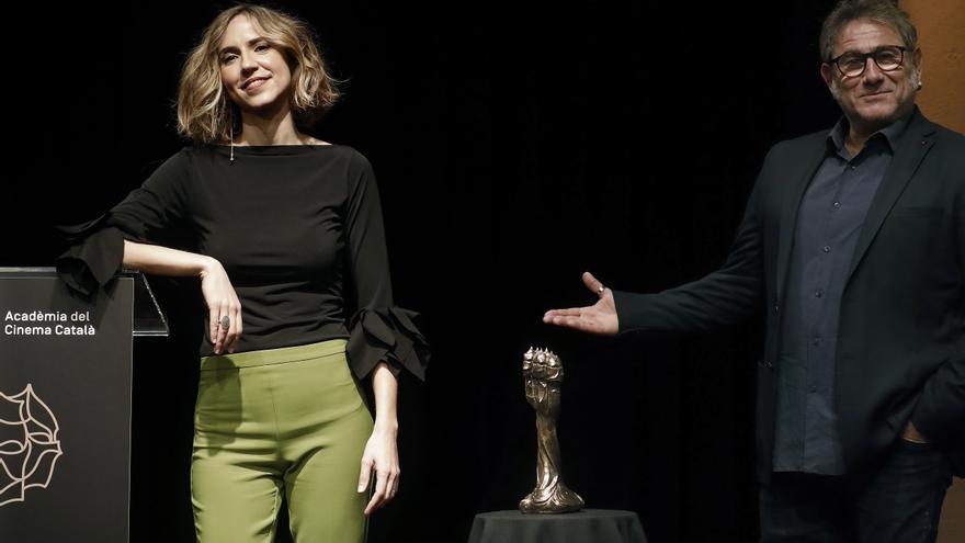 La ceremonia de los Premios Gaudí será este domingo vespertina y presencial