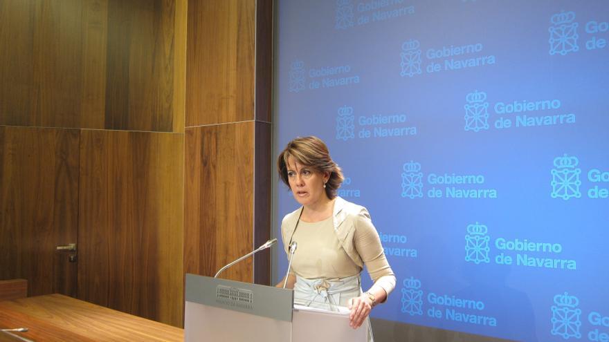 """Barcina seguirá """"buscando el consenso"""" de partidos para una reforma fiscal que conlleve """"mayor actividad económica"""""""