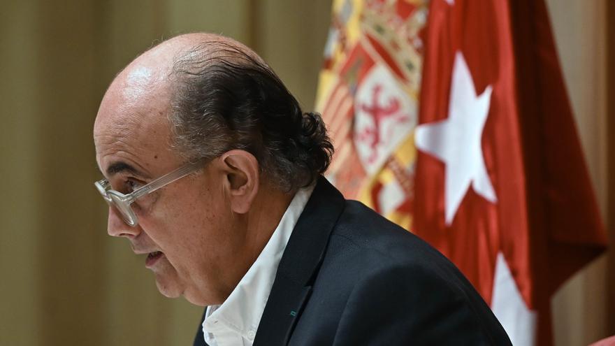 Madrid prevé vacunar a partir de junio a personas de entre 40 y 49 años
