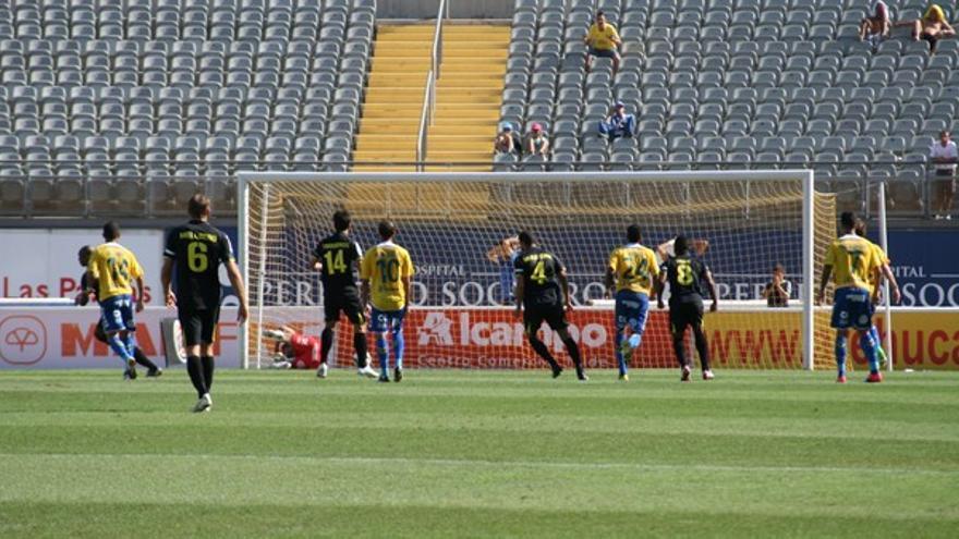 Del UD Las Palmas-Villarreal #2