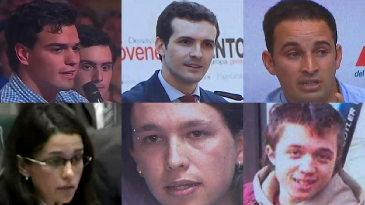'El Objetivo' rescató las primeras intervenciones de los líderes políticos