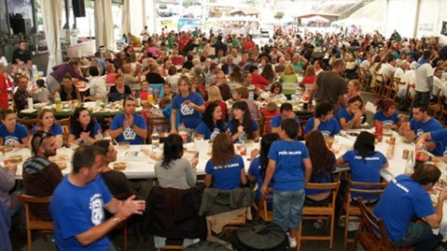 Las fiestas del Pilar en Guarnizo se celebrarán los días 10, 11 y 12 de octubre.