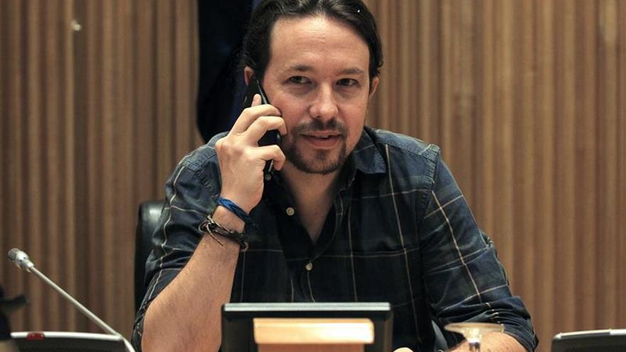 Iglesias: Es una vergüenza que en España pueda haber presos políticos