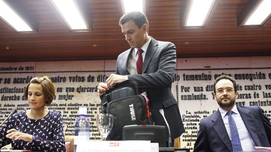 """El PSOE lleva al Senado el caso Bárcenas y pregunta al Gobierno qué le parece la """"simulación contractual"""""""