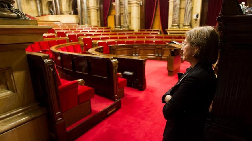 Forcadell se manifestará por la soberanía del Parlament no contra nadie