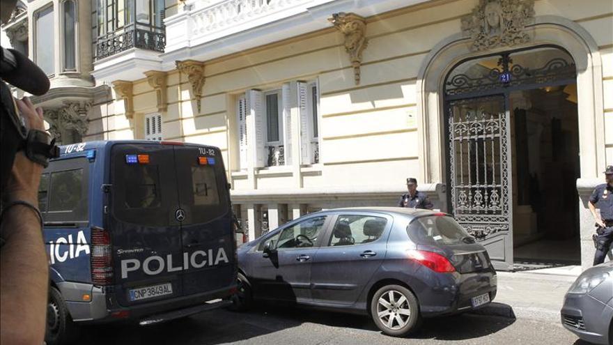 La Policía registra la sede de Gowex en Madrid