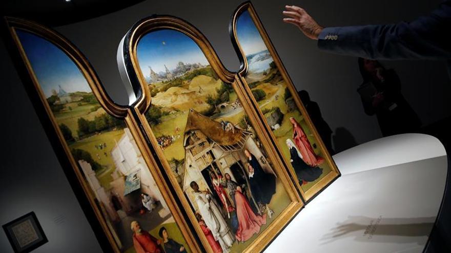 El Prado amplía el horario de visita de la exposición de El Bosco