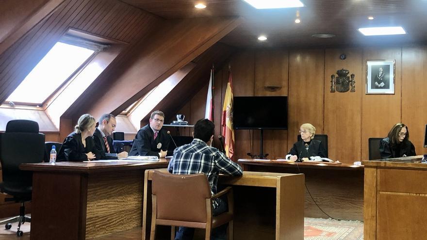 El jurado declara no culpable a la acusada de asesinar al anciano de Voto por falta de pruebas