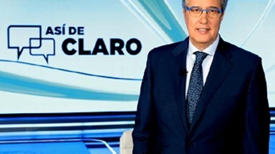 UGT denuncia ante Competencia el programa de Buruaga en TVE