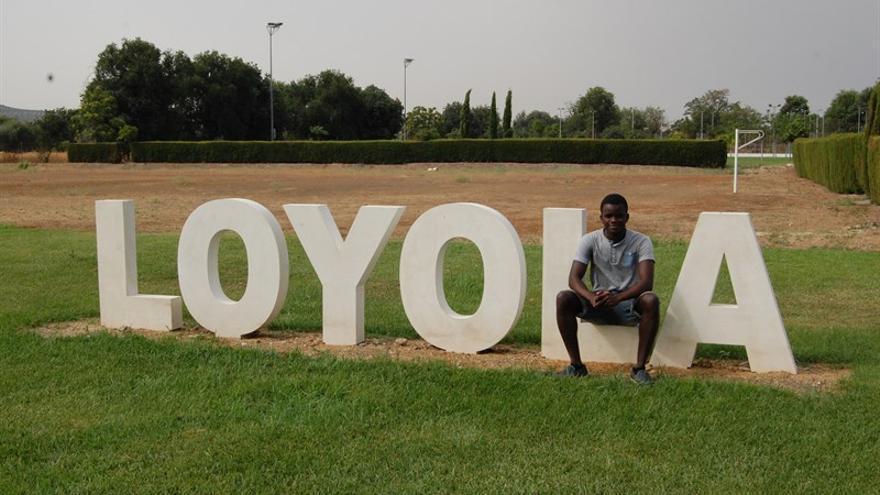 Cheikh Diouf, el joven que llegó con nueve años a Canarias en cayuco sin saber español y ahora estudiará en la Universidad