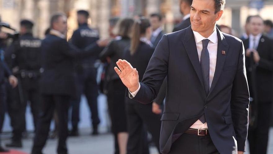 Sánchez acude en Salzburgo a la segunda jornada de la cumbre europea