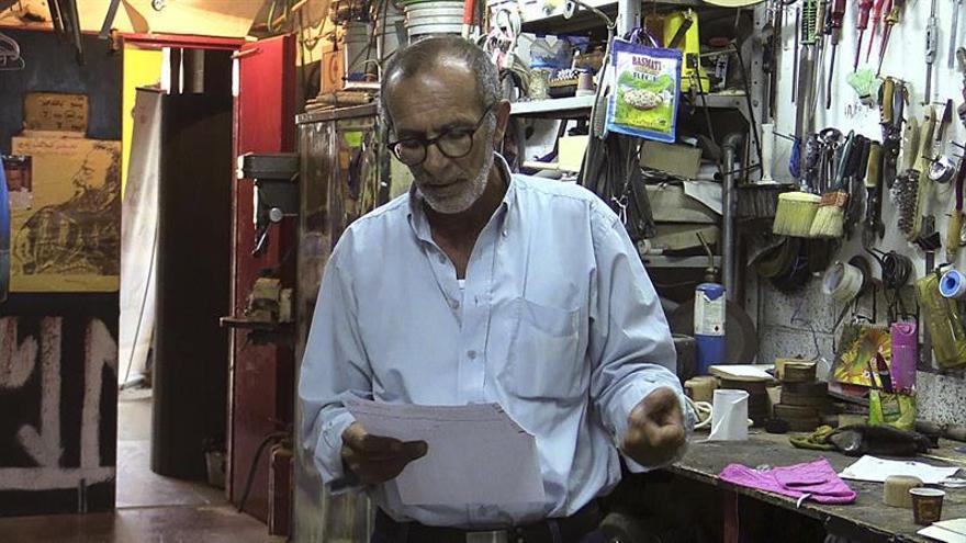 El Basha, primer árabe Mejor Actor en Venecia, lamenta el ostracismo cultural de su pueblo