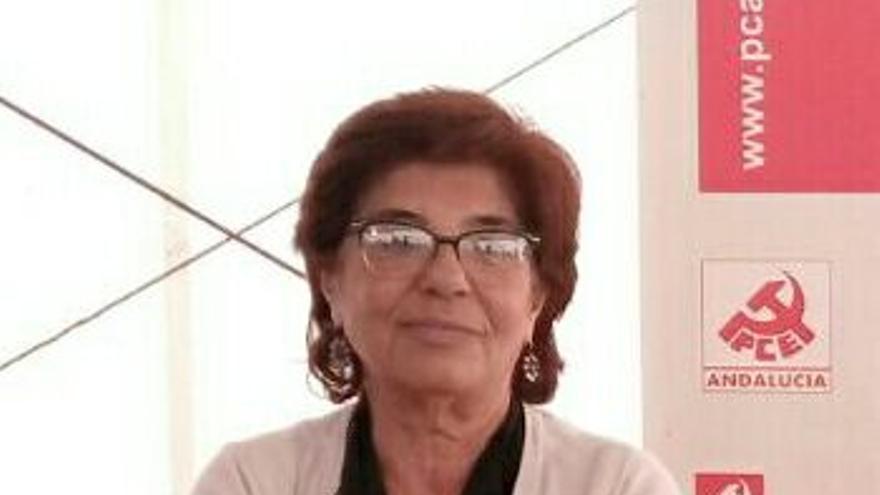 """Julia Hidalgo, una luchadora antifranquista víctima de """"Billy el Niño""""."""