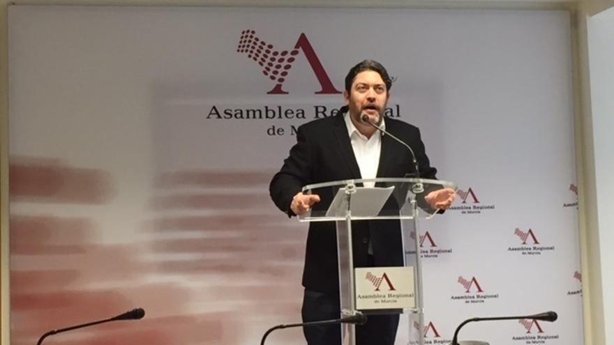 Ciudadanos Murcia pide al presidente regional que se someta a una cuestión de confianza en la Asamblea