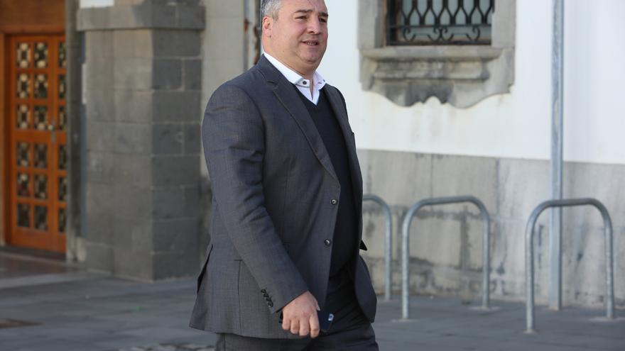 El empresario Miguel Ángel Ramírez.