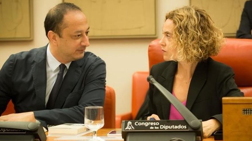 """Batet da por cerrada la XIII Legislatura deseando """"lo mejor"""" a los diputados que dejan el Congreso"""