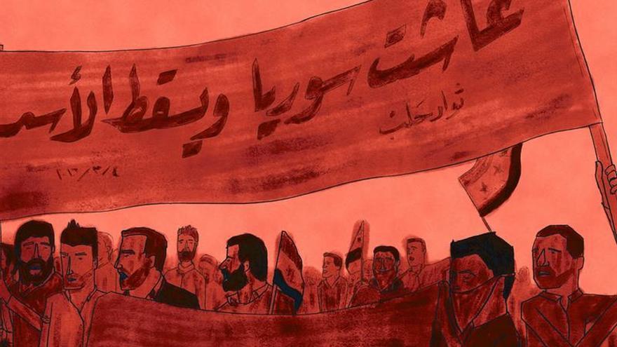 """""""Samer"""" relata su desgarradora vida bajo el terror yihadista en Al Raqa"""