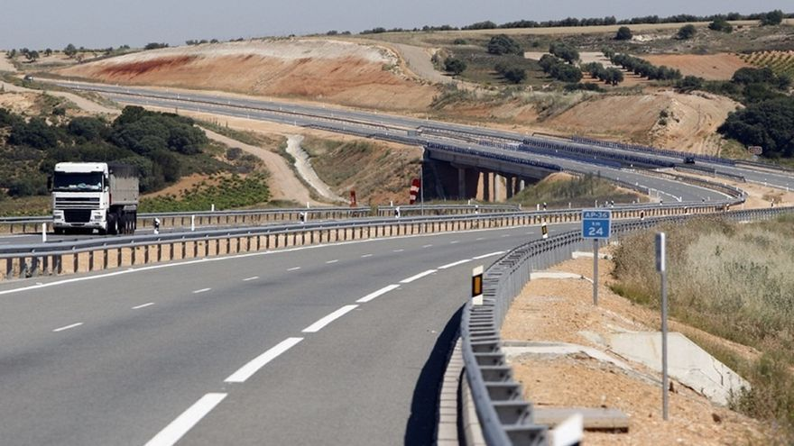 La autopista en quiebra Ocaña-La Roda propone aplazar 43 años el pago de su deuda de 522 millones