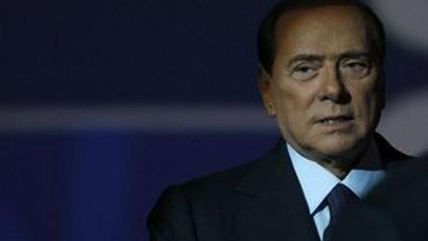 Silvio Berlusconi. (REUTERS)