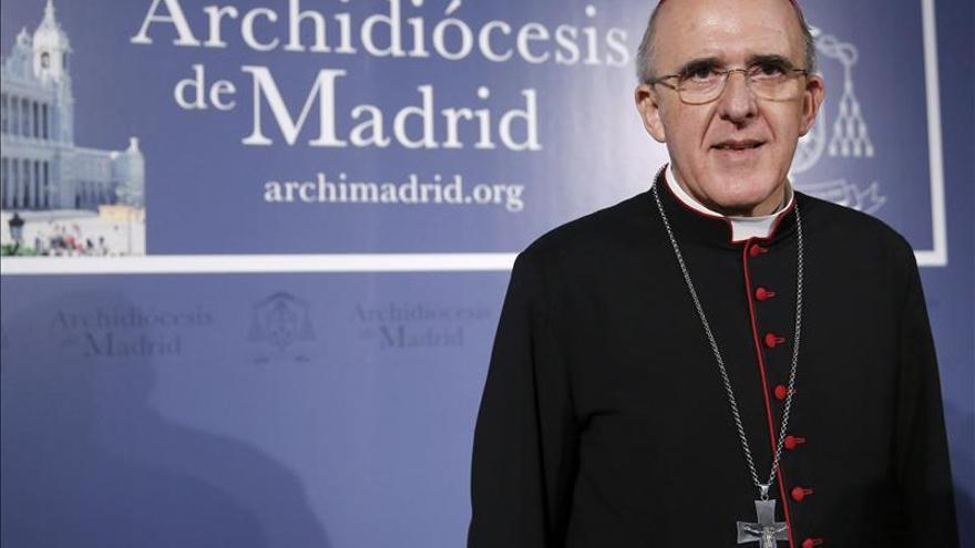 Osoro muestra su preocupación por la situación de los cristianos en Siria