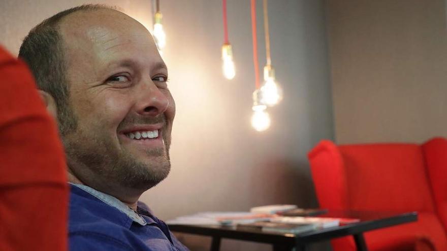 Jay Asher, autor de 'Por trece razones'