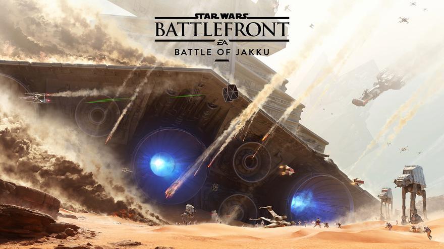 Star Wars: Battlefront La Batalla de Jakku