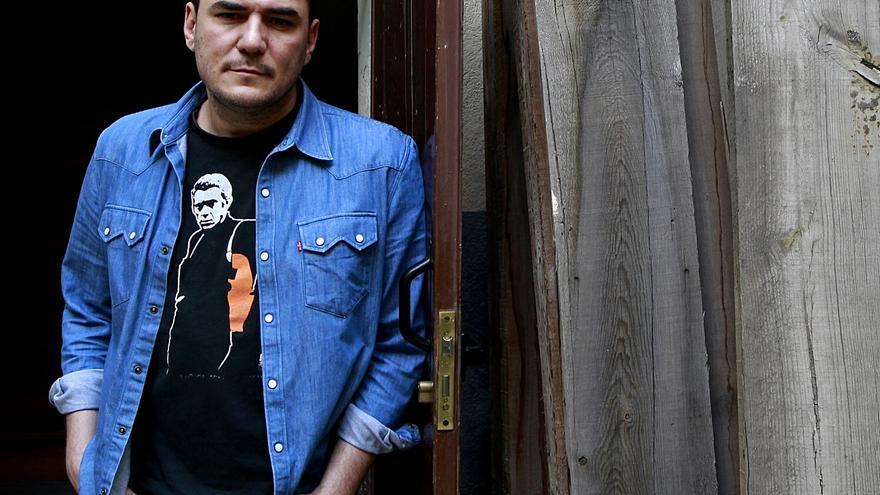 El cantautor Ismael Serrano. \ Marta Jara