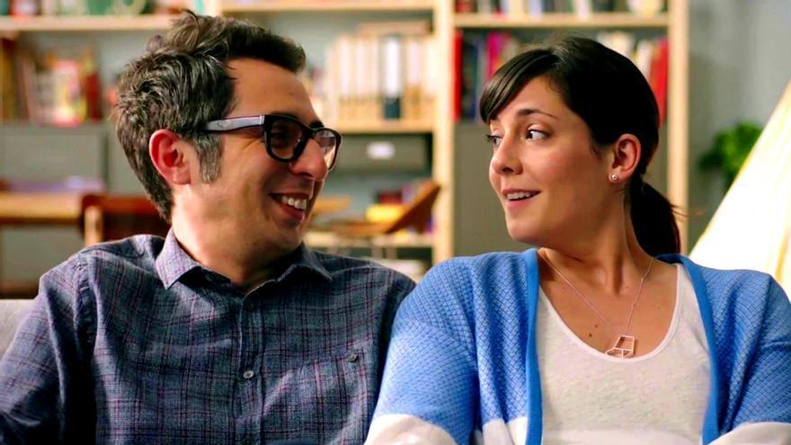Berto Romero y Eva Ugarte en Mira lo que has hecho