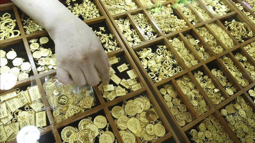 Venezuela, primer país en América Latina en reservas de oro
