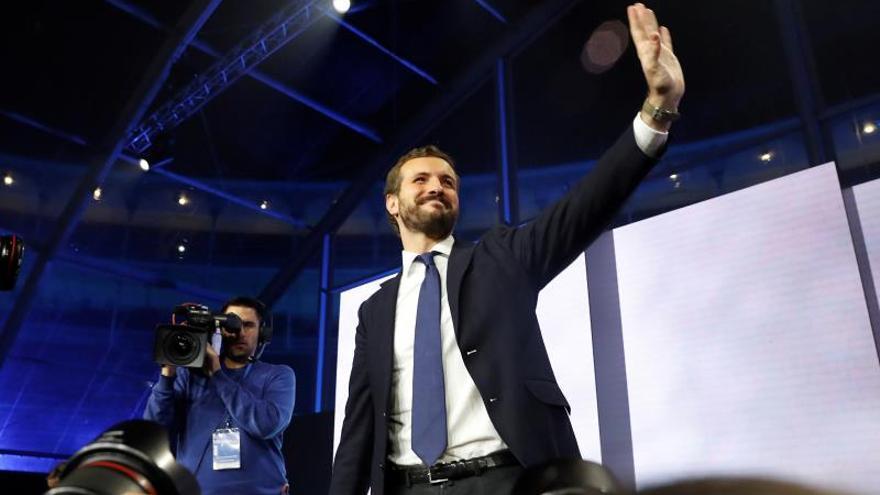 Pablo Casado, defensor de la eliminación del Impuesto de Sucesiones