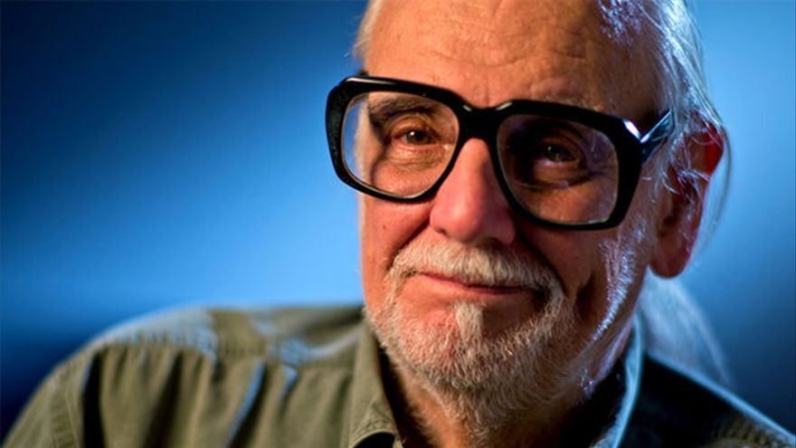 George A. Romero era conocido mundialmente por ser le precursor del género zombi