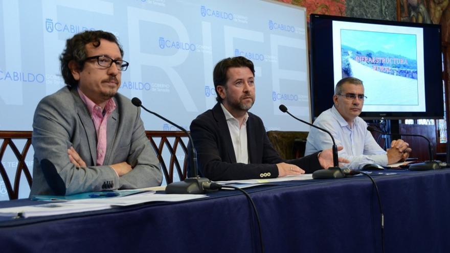 El Cabildo de Tenerife presentó el plan de inversiones previsto en infraestructuras en el medio rural