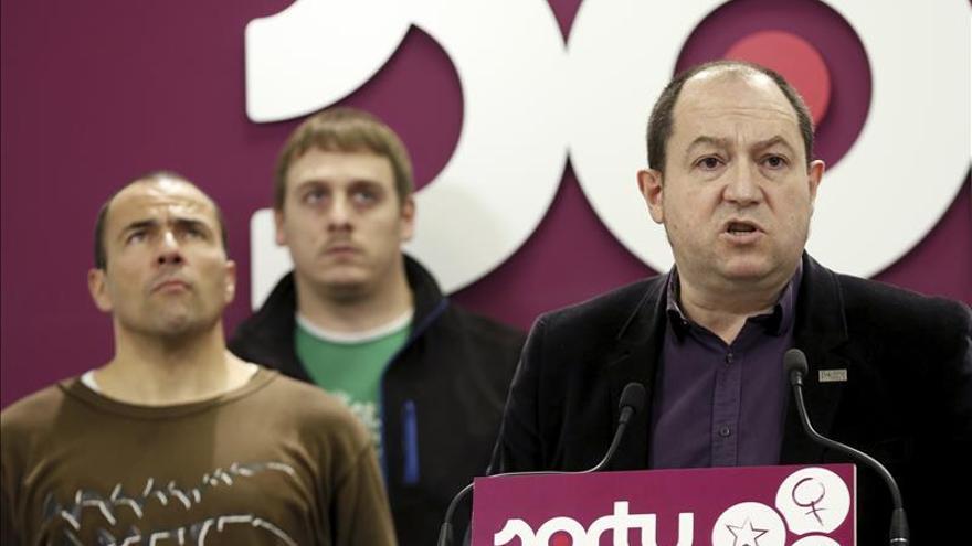 Sortu: Si Podemos es garante de unidad de España, EH Bildu lo es de la soberanía