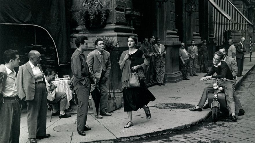 Ruth Orkin, Photo Archive