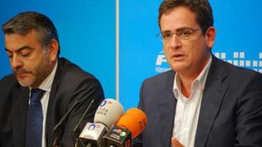"""Basagoiti pide a PP que atienda los """"argumentos racionales"""" del blindaje al Concierto"""