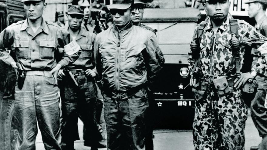 Park Chung-hee, dictador surcoreano del que Chun Doo-hwan aprendió brutales métodos de represión