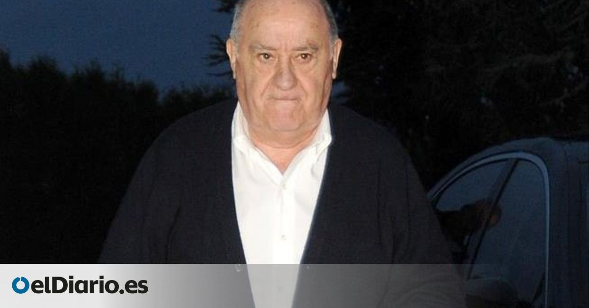 Amancio Ortega collects 81 million dividend from a Luxembourg instrumental without employees