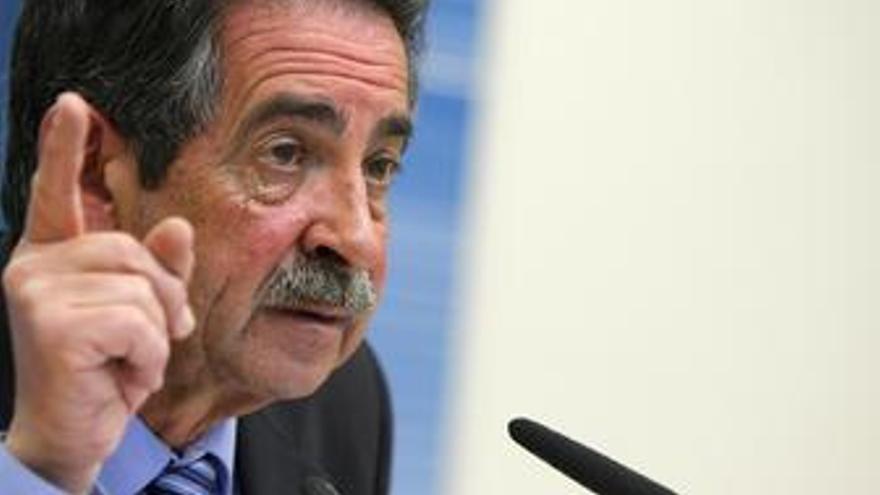 El presidente cántabro Miguel Ángel Revilla. (EP)