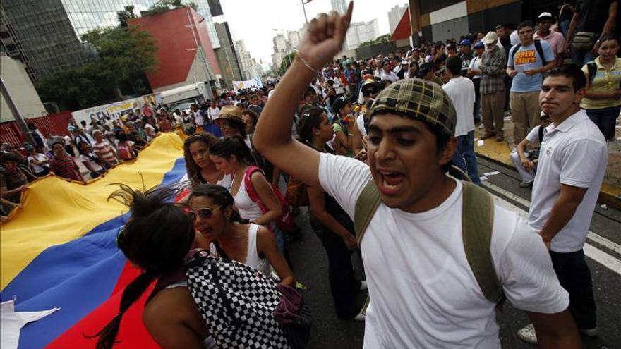 La oposición dice tener indicios de que el Gobierno pretende achacarle la violencia