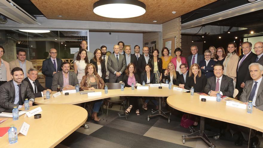 Reunión del Consejo Asesor del Spain Start UP / Foto: Caja Rural CLM