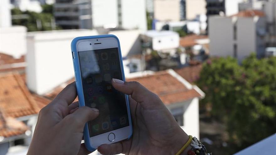 España, a la cabeza del acceso a internet a través del móvil en la UE