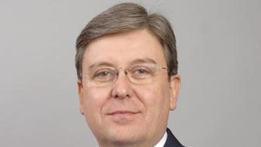 Presidente de las Cortes de CyL, José Manuel Fernández