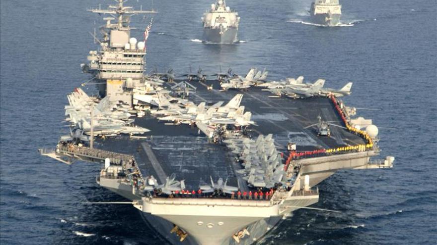 El USS Donald Cook con escudo antimisiles parte hacia España