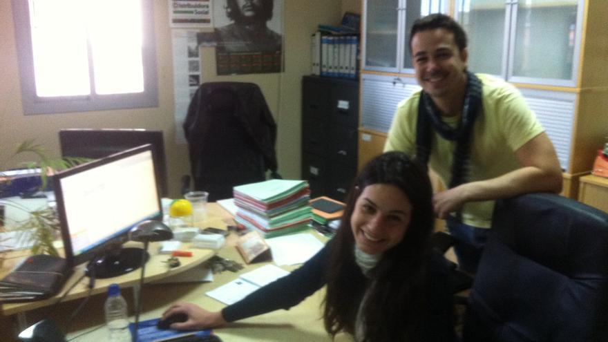 Despacho de Autonomía Sur, que opera desde Sevilla.