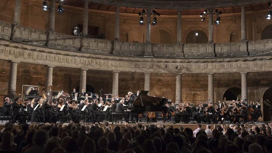 La Orquesta de RTVE abre mañana el Festival Internacional de Santander