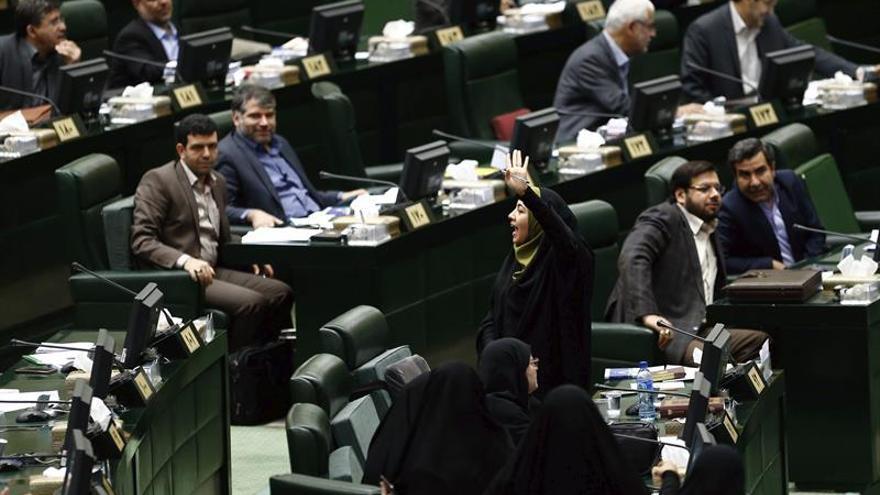 Se registra un tiroteo en el Parlamento iraní y causa, al menos, tres heridos